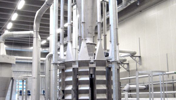 air classifier separator