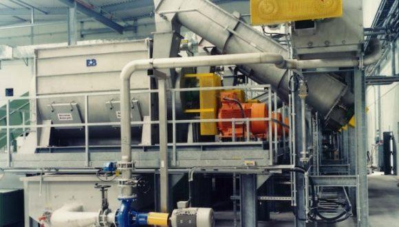 friction separator installation