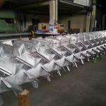 Wasser-Hochgeschwindigkeits-Reinigungsmaschine für gemischte Kunststoffe