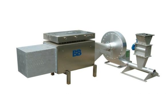 thermal dryer plastic recycling