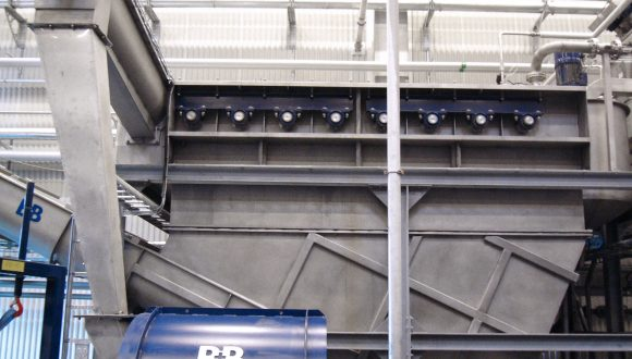 separation tank PET recycling