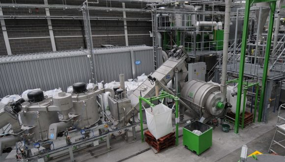 step dryer dry cleaner friction washer