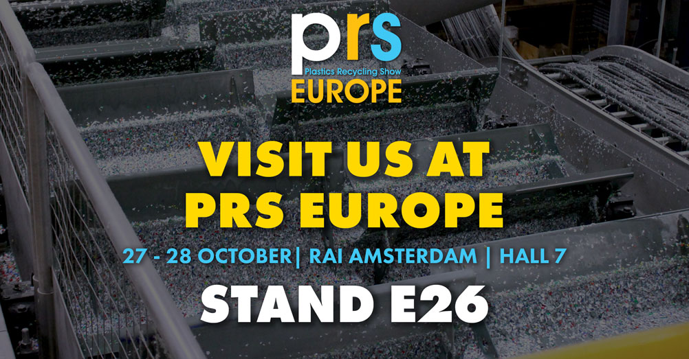 Meet us at PRS EUROPE 2020